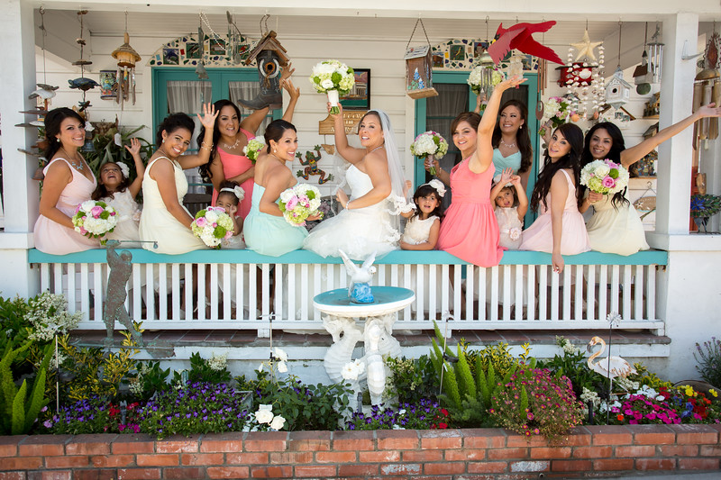 Lina and Ricardo Wedding -Catalina Island