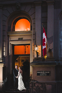 Diana & Scott - Halifax Club