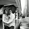 Lauren Press & Geoff Cianci<br /> Engagement Session<br /> Downtown Chicago - Chicago, Illinois