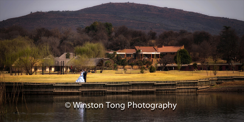 Megan & Gino - Sun Valley Wedding Venue Leola & Zaine's Wedding at Makiti