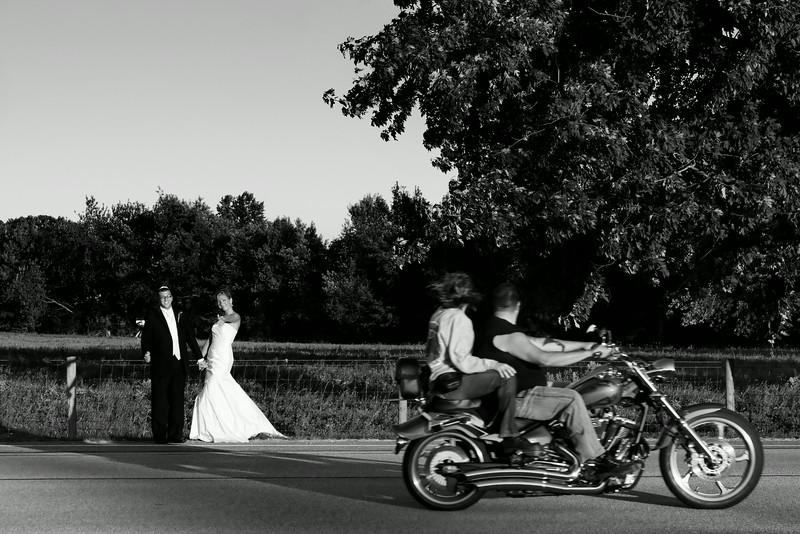 Lauren Press & Geoff Cianci Portrait - Hitchhiking Aberdeen Country Club - Valparaiso, Indiana