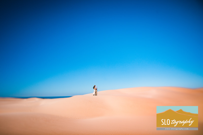 Gladys+Colin Engaged ~ Oceano Dunes_035-Edit