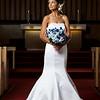 Brittany Crowe & Ronnie Parish<br /> Wedding Ceremony<br /> First United Methodist Church - Crown Point, Indiana