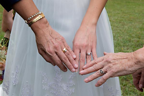 L and E Wedding