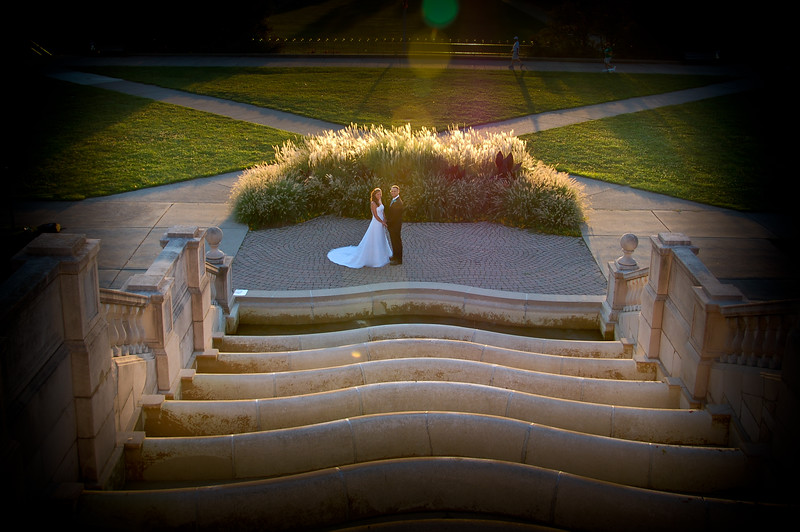 Ault Park, Cincinnati, Ohio Wedding Photography