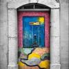 Doorway, Cabris, Provence