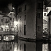 Annecy at night
