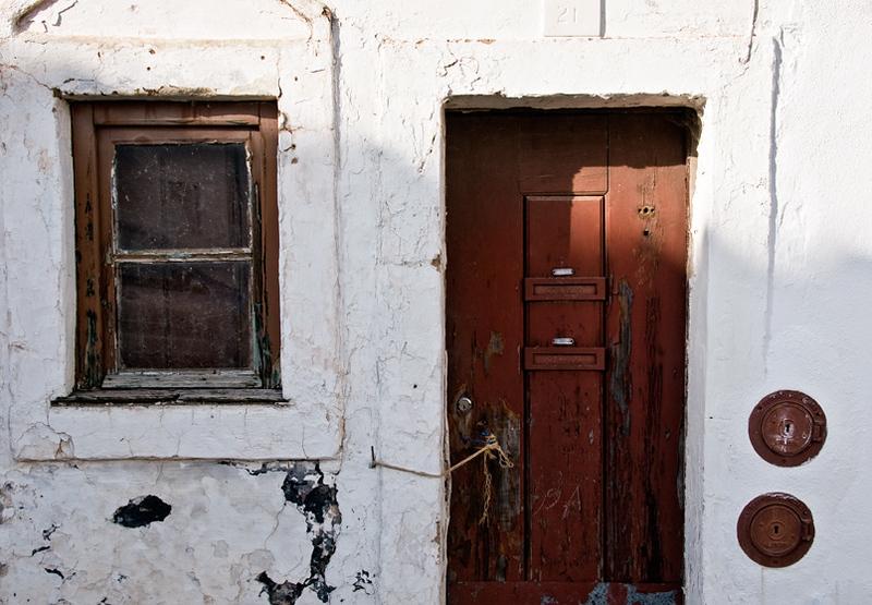 Estremoz doorway