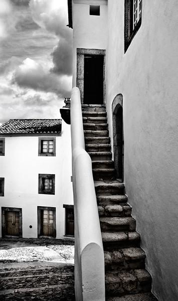 Marvao stairway