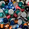 Used Nespresso cups