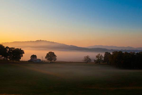 """Why We Get Up"" Murphy, North Carolina (Photo: Kelly J. Owen)"