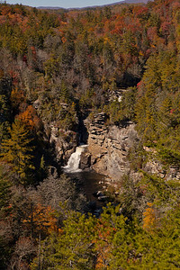 Linville Falls (Photo: Kelly J. Owen) 2011