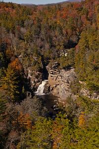 Linville Falls (Photo: Kelly J. Owen) 2011