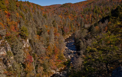 Linville Gorge (Photo: Kelly J. Owen) 2011