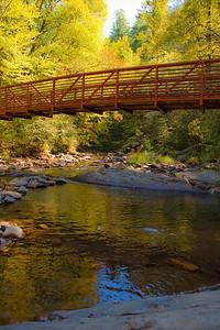 Leatherwood Bridge Sweetwater, North Carolina (Photo: Kelly J. Owen)