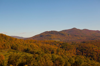 Blue Ridge Parkway (Photo: Kelly J. Owen) 2011