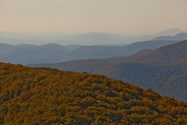 Brasstown Bald Mountain (4784ft.) (Photo: Kelly J. Owen)