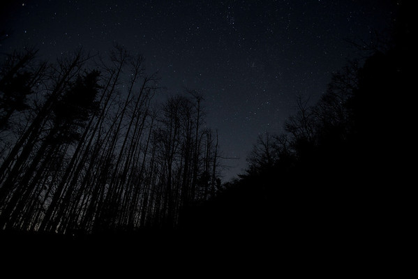 Starry Night - Deep Gap, North Carolina (Photo: Kelly J. Owen)