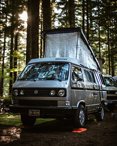 Eagle Cliff Vanagon Campout