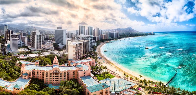 Waikiki<br>Hawaii<br>2015