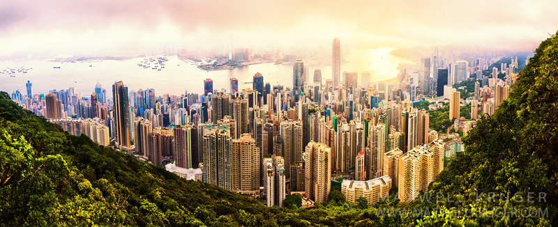The Peak<br>Hong Kong<br>2018