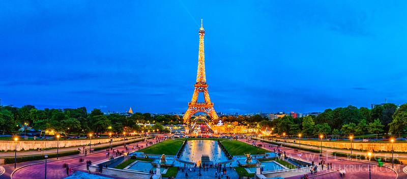 Eiffel Tower<br>Paris<br>2011