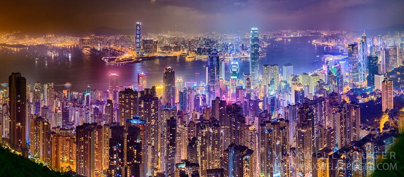 The Peak<br>Hong Kong<br>2014