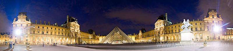 Musée du Louvre<br>Paris<br>2011