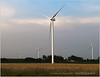 Wind Turbines In Farmland 02