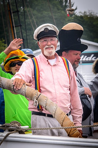 Schooner Heritage Captain Doug Lee