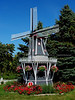 Windmill - Windmill Island Gardens; Holland, MI