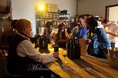 Savor Sonoma tasting at Little Vineyards on Sunday.
