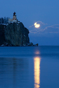 Split Rock Moonrise 003 Jan 22, 2008