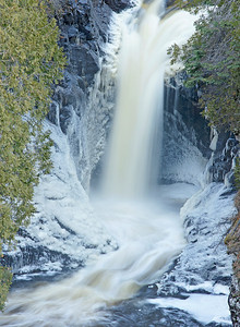 Cascade Falls Vertical