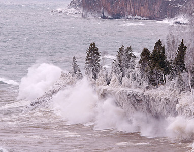 Lake Superior Storm 1