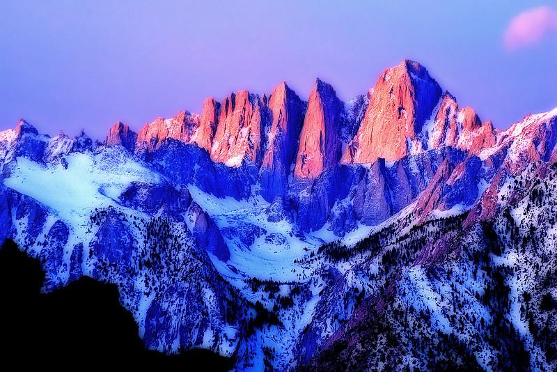 Sierra Sunrise*