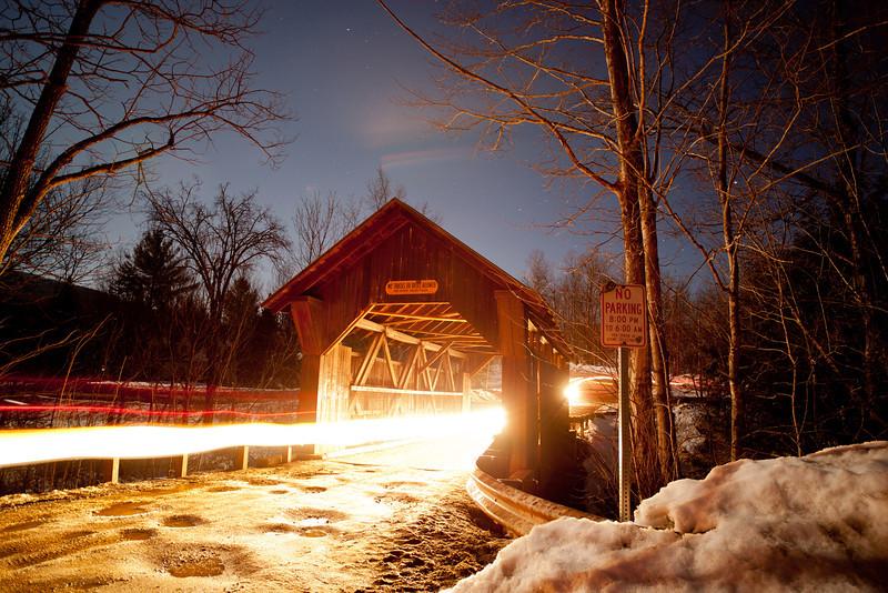 Emily's Bridge - Stowe, VT