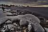 Icy Waterfront - Burlington, VT