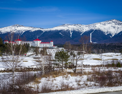 Mt Washington Hotel, Bretton Woods NH