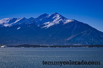 Lake Dillon & Peak One