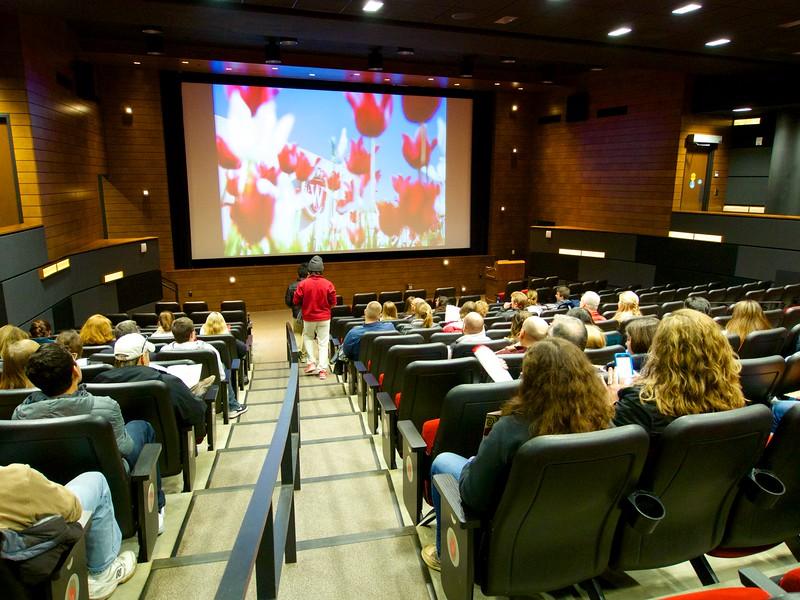 Student Union Auditorium, University of Wisconsin - Madison, Wisconsin