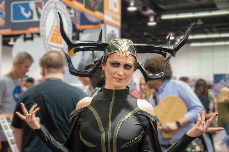 Cosplay at Wondercon 2019