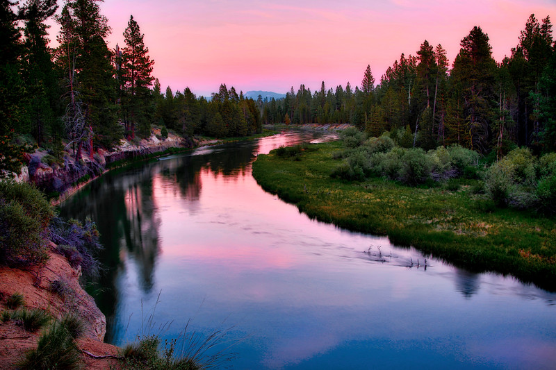 ~Deschutes River~