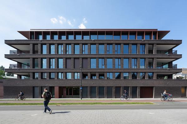 Woningbouwcomplex Bilderdijkliving, Eindhoven
