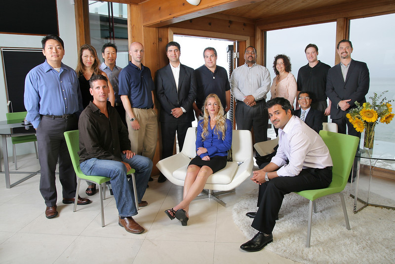 The incredible EO group