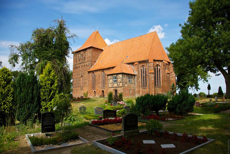Dorfkirche zu Hohenkirchen