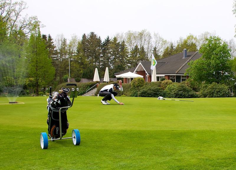 Golf Club Hole 18