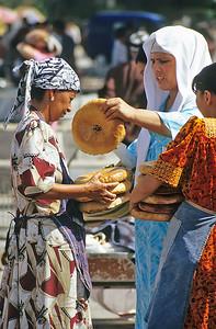 Samarqand, Uzbekistan, Silk Road