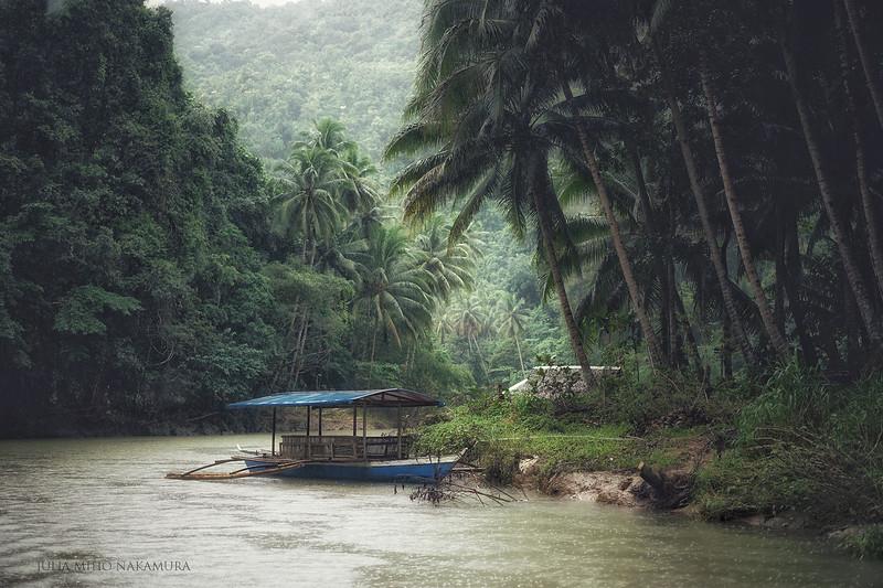 Loboc river jungle vibes, Bohol, Philippines, Jan '18