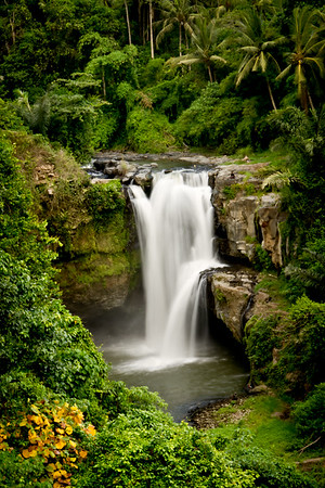 Waterfalls of Bali